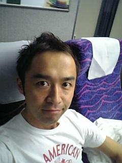 新幹線5号車にて