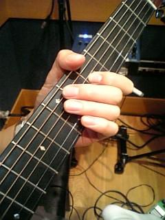 ギターソロ!